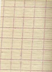 Natural Banana Fiber Handmade Paper with Jute String