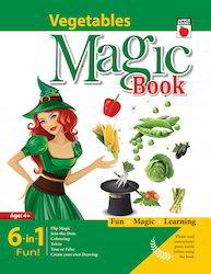 Magic Book - Vegetables