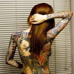 Designer Body Tattoos