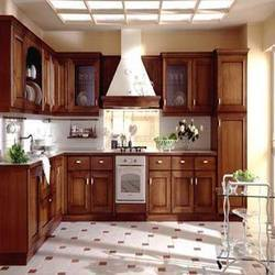 Modular Kitchen - Wooden Modular Kitchen, Designer Modular