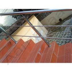 Stainless steel handrail photos
