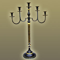 Deluxe Table Top Candelabra