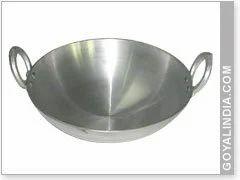 aluminium kadhai