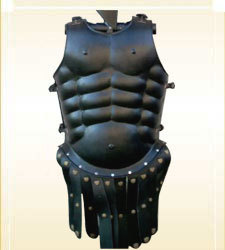 Muscle Armour Cuirass-Black
