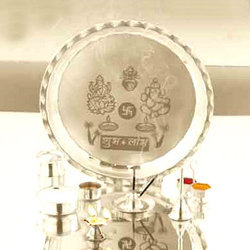 Subh-Labh Pooja Set (9PCS) - 1010