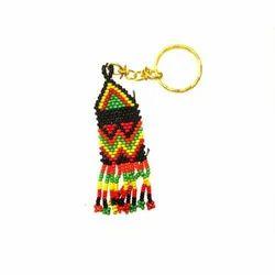 Multi Colored Key Chain