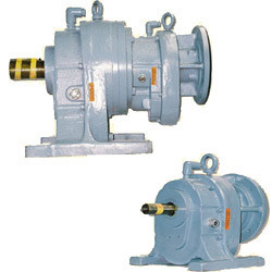 Helical Geared Motors - Gear Boxes