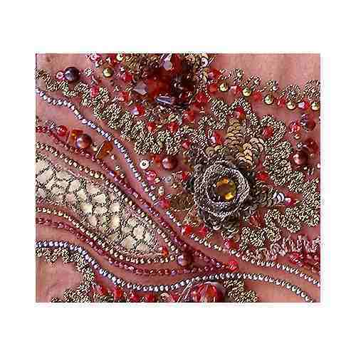 Beaded Embroidery Beads Sequin Embroidery Retailer From Gurgaon