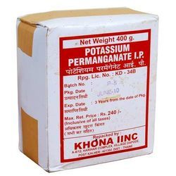 Potassium Permanganate Uses - QwickStep Answers Search Engine