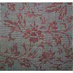 Jacquard Wool Fabric