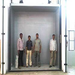 Plywood & Glass Carrying  Lift