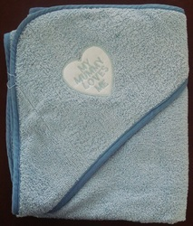 Baby Wrap Towels