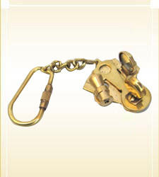 Nautical Key-Chain Sextant