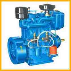 Diesel Engine Water Cooled-1500 RPM