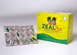 Zeal Plus Ayurvedic Cough Lozenges
