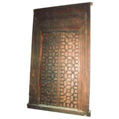 Wooden Door - Antique Wooden Door, Carved Wooden Door, Panel