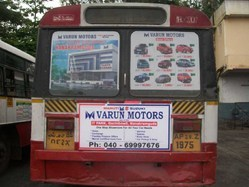 Auto Ads & Apsrt  Bus Advertising