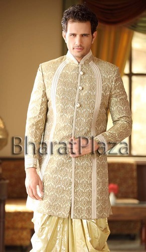 Dashing Groom Indo Western Sherwani