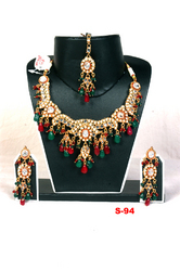 Designer Jadau Necklace Sets