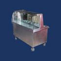 Chaat Display Counter