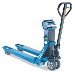 pallet scales hydraulic truck scales