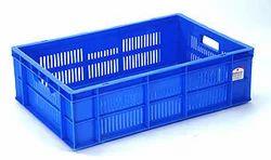 GSP-604175 Blue Plastic Crates
