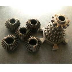 Worm Shafts Machinery Component