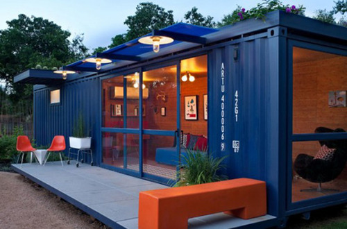 Modular Homes Containers
