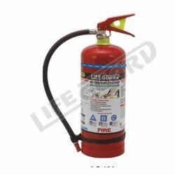 Lifeguard Dry Powder ABC Type Fire Extinguisher