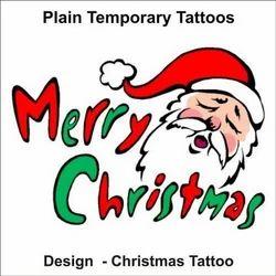 Christmas Tattoo