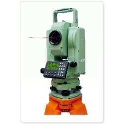 Reflector Less Total Station