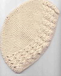 Crocheted Cap C05