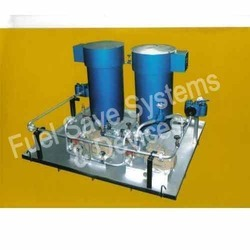 Combustion Heating & Pumping Unit