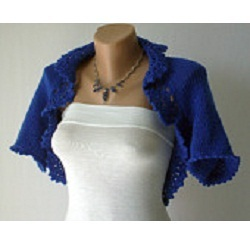 Hand Knitted Top Jacket