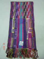 Viscose shawls,stoles and scarves