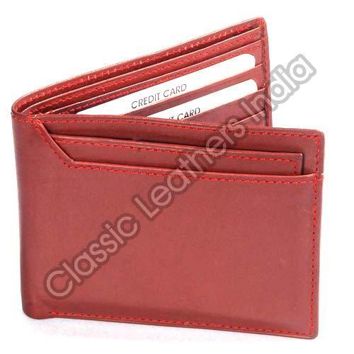 Two Fold Mens Wallet