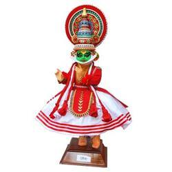 Kathakali Dolls ( 29 Inch)