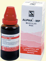Alpha MP - Muscular Pain