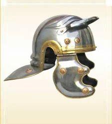 Armor Helmet Roman Guard