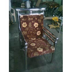 Stainless Steel Sofa Chair Model 4