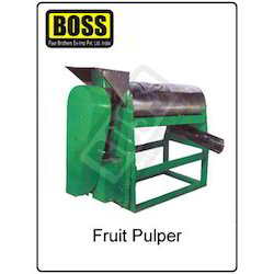 Pedal Operated Fruit Pulper