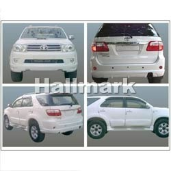 Toyota Fortuner Body Kits