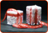 Cube Foil Candle (Pillar Candles)