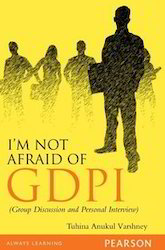 I' M Not Afraid Of GDPI