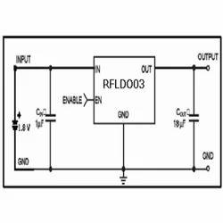 Low Dropout  Voltage Regulator Designing Services
