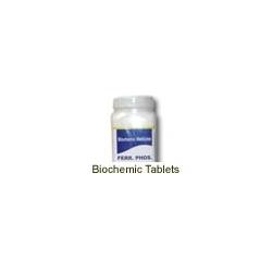 Biochemic Tablets (Homeopathic Medicin)