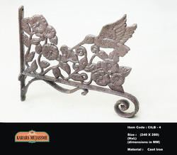 Cast Iron L Bracket