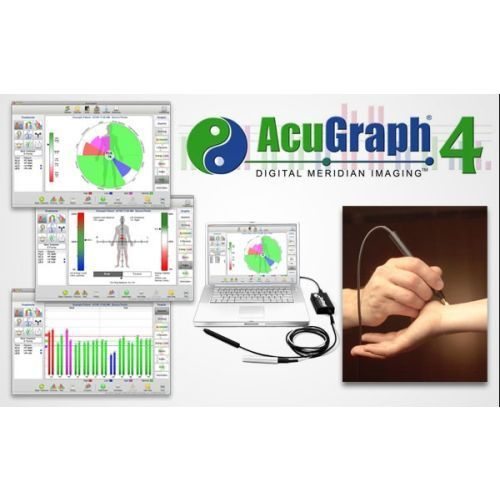The Acugraph 4 Digital Meridian Imaging System