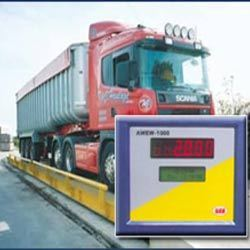 Electronic Truck Weigh Bridges