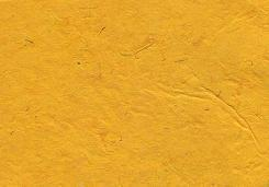 Golden Yellow Lokta Handmade Papers